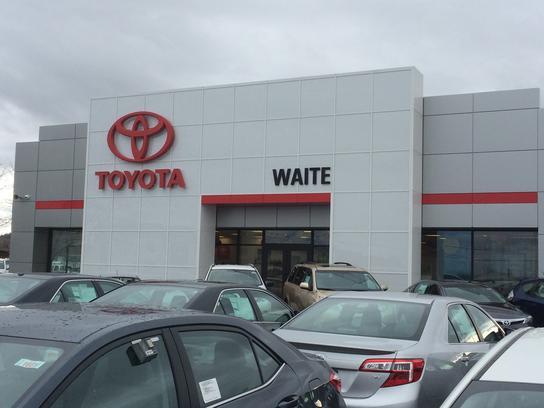 Watertown Car Dealers: WAITE TOYOTA : WATERTOWN, NY 13601 Car Dealership, And