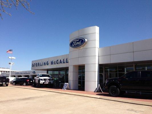 Car Dealer In Houston Tx: Sterling McCall Ford : Houston, TX 77074 Car Dealership