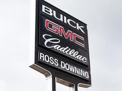 ross downing buick gmc cadillac hammond la 70403 car dealership and auto financing. Black Bedroom Furniture Sets. Home Design Ideas