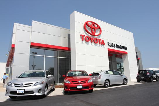 russ darrow toyota scion of west bend car dealership in west bend wi 53095 2110 kelley blue book. Black Bedroom Furniture Sets. Home Design Ideas