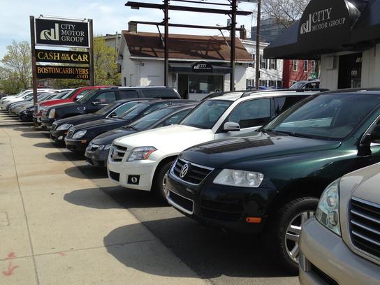 City Motor Group Cambridge Ma