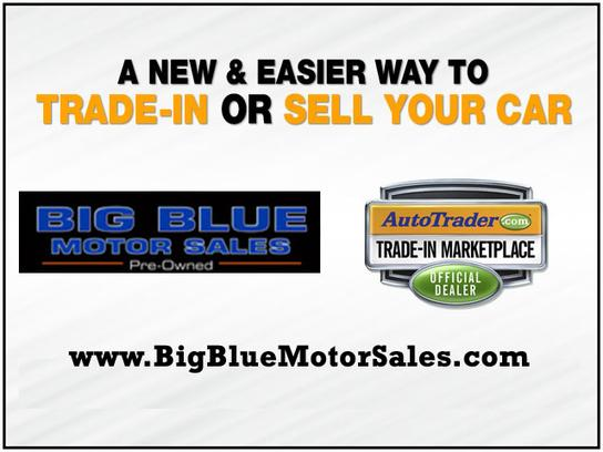 Big Blue Motor Sales Pre-Owned