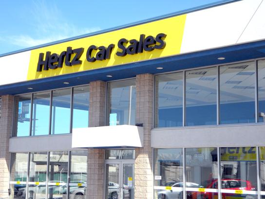Hertz Car Sales Salt Lake City 2