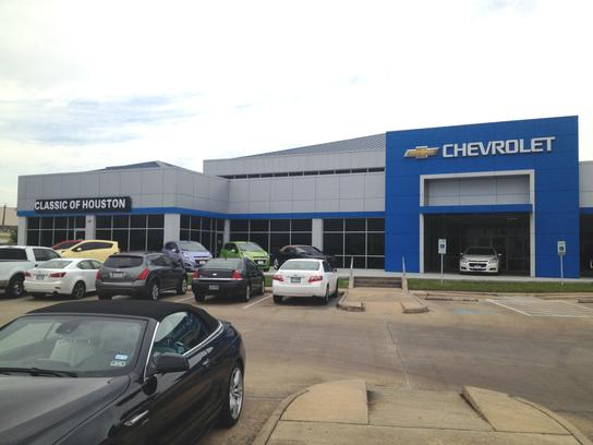 Chevrolet Dealer Houston Tx