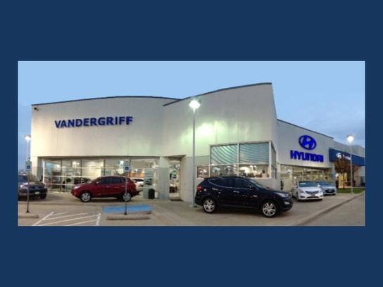 Vandergriff Hyundai Car Dealership In Arlington Tx 76017