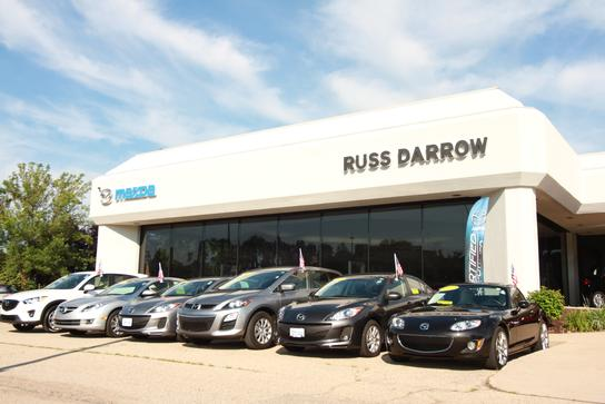 russ darrow mazda of madison madison wi 53718 car dealership and auto financing autotrader. Black Bedroom Furniture Sets. Home Design Ideas