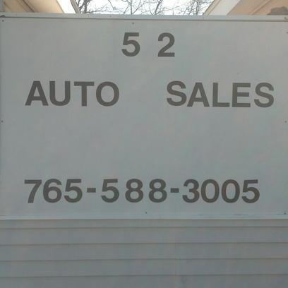 52 Auto Sales LLC