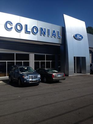 Colonial Ford