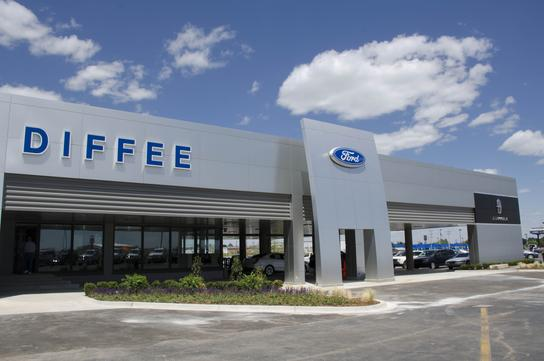 diffee ford lincoln car dealership in el reno ok 73036