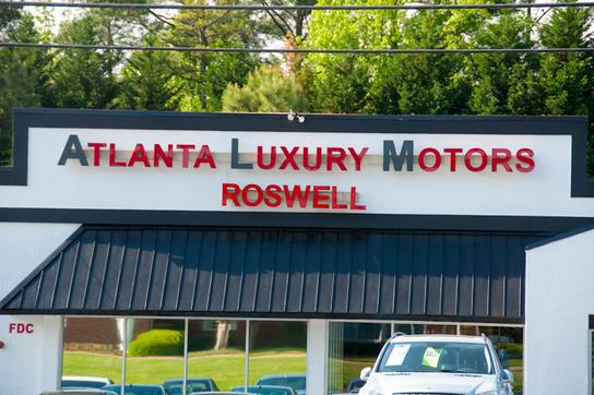 Alm roswell open 7 days roswell ga 30076 car for Atlanta luxury motors roswell reviews