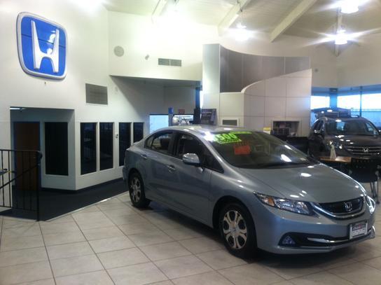 Dicks Hillsboro Honda >> Dick S Hillsboro Honda Hillsboro Or 97123 3808 Car Dealership