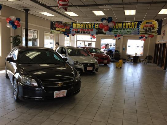 J M Uvanni Motors Rome Ny 13440 1737 Car Dealership