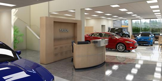 Ct Ford Dealers >> Tasca Ford of Connecticut car dealership in BERLIN, CT ...