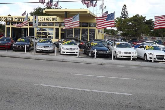 kosher motors hollywood fl 33020 5649 car dealership