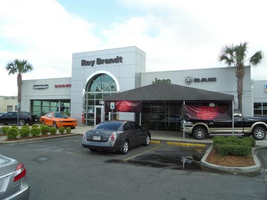 Ray Brandt Dodge >> Ray Brandt Dodge Chrysler Jeep : Harvey, LA 70058 Car ...