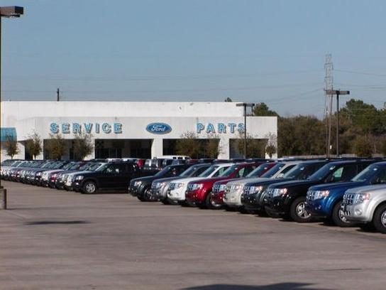 AutoNation Ford Gulf Freeway Houston TX Car Dealership - Ford dealership houston