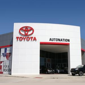 AutoNation Toyota Gulf Freeway 2