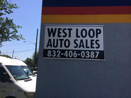 Auto World West Loop Auto Sales Houston Tx 77027 4603