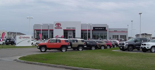 lithia toyota of grand forks grand forks nd 58201 car
