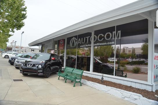 Autocom Nissan of Walnut Creek : Walnut Creek, CA 94596 Car ...