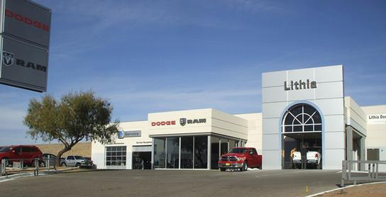Lithia Dodge of Las Cruces