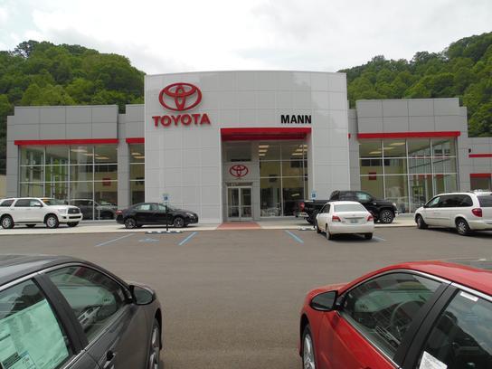 Mann Toyota Prestonsburg Ky 41653 8661 Car Dealership