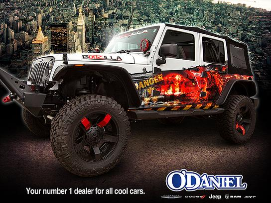 ODaniel Chrysler Dodge Jeep RAM 3