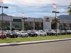 Toyota Of The Desert >> Toyota Of The Desert Cathedral City Ca 92234 Car Dealership
