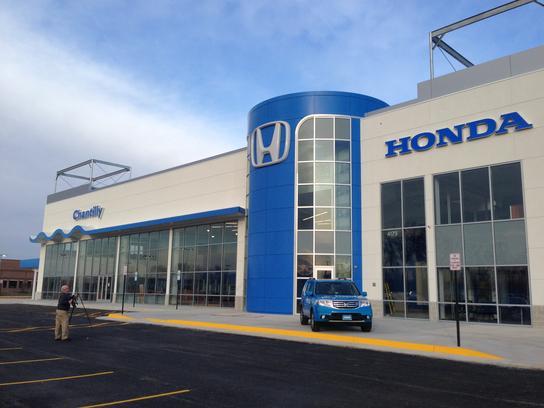 Honda of chantilly car dealership in chantilly va 20151 for Honda dealerships in va