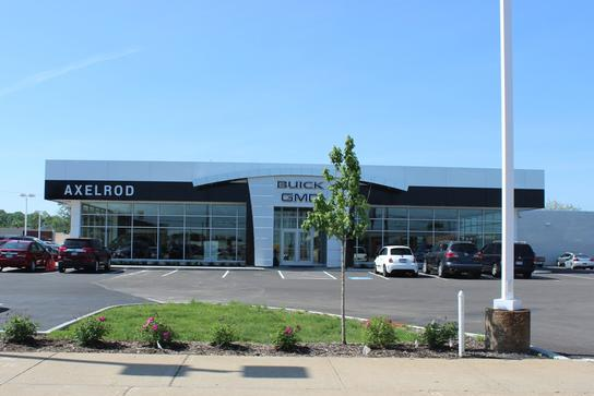 Axelrod Buick Gmc Parma Oh 44129 Car Dealership And