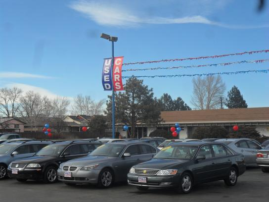Sprinkler Used Cars Longmont Co 80501 Car Dealership And Auto