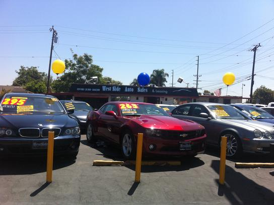 Westside Auto Sales Amp Leasing Inglewood Ca 90304 1512