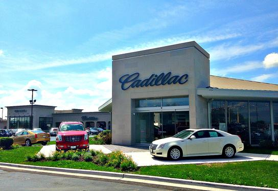 Heritage Cadillac : Lombard, IL 60148 Car Dealership, And