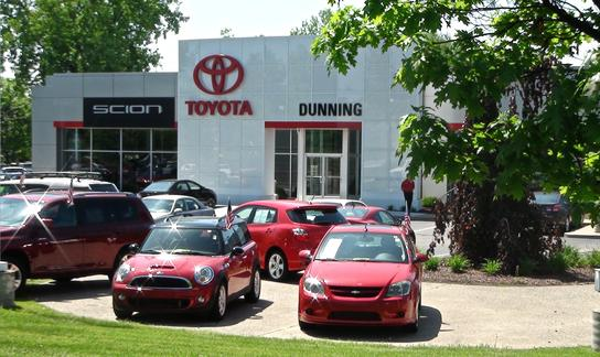 Subaru Ann Arbor >> Dunning Toyota Subaru car dealership in Ann Arbor, MI ...