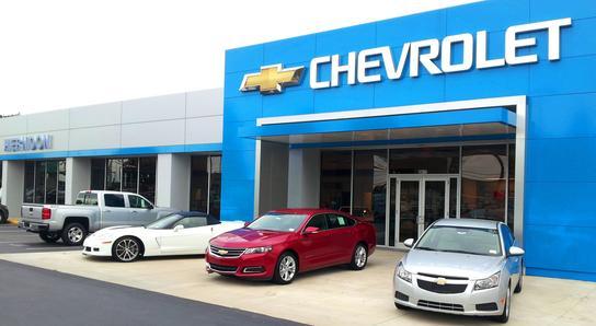 Lexington Car Dealerships: Herndon Chevrolet : LEXINGTON, SC 29072-2727 Car