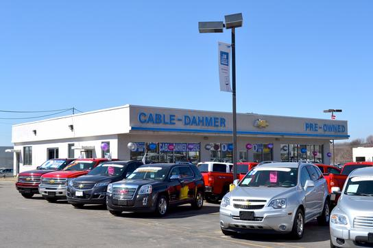 Cable Dahmer Chevrolet >> Cable Dahmer Chevrolet Of Independence Independence Mo 64055