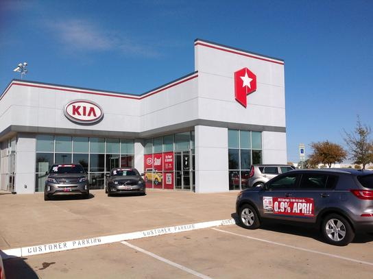 Patterson Kia of Arlington 2