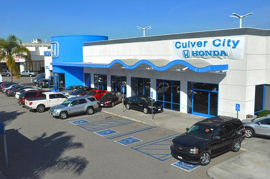 Honda Car Dealer Culver City