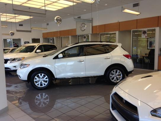 Benson Nissan Used Cars Spartanburg