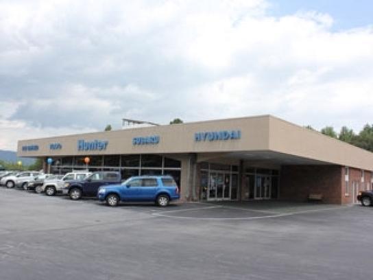 Hunter Car Dealership Asheville Nc