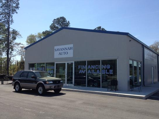 Savannah Auto Garden City GA 31408 2411 Car Dealership and