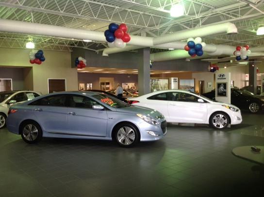 Hyundai Dealership Indianapolis >> Bob Rohrman Indy Hyundai : Indianapolis, IN 46219 Car ...