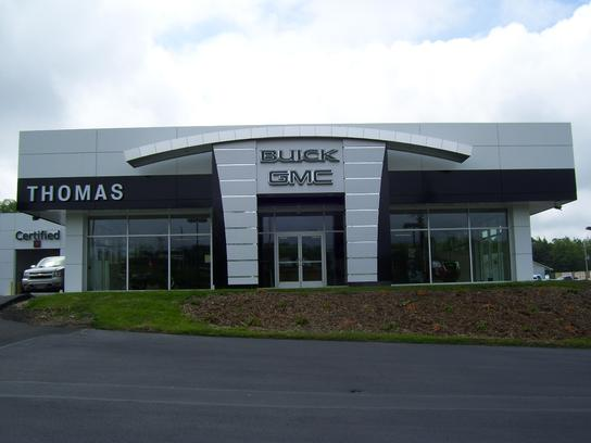 New and Pre-owned Buick, GMC Vehicles | Thomas Buick GMC