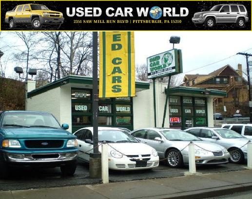 Used Car Dealerships In Pa >> Used Car World Pittsburgh Pa 15210 4067 Car Dealership And Auto