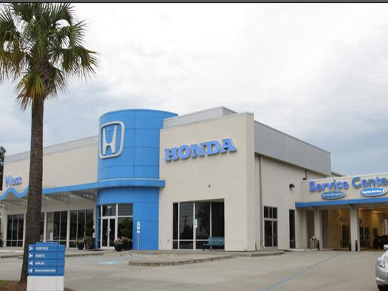 new used dealership in lafayette la moss honda autos post. Black Bedroom Furniture Sets. Home Design Ideas