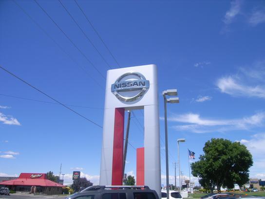 Rob Green Nissan Twin Falls Id 83301 Car Dealership