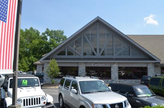 Nissan Dealers In Exton Pa >> Exton Nissan car dealership in Exton, PA 19341 - Kelley ...