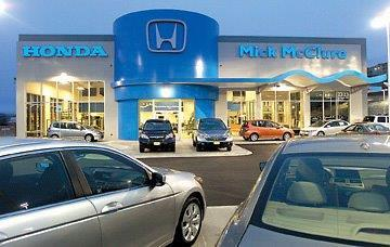 Mick Mcclure Honda Car Dealership In Lewiston Id 83501