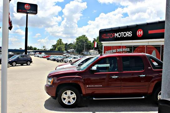 hilltop motors st joseph mo 64507 car dealership and