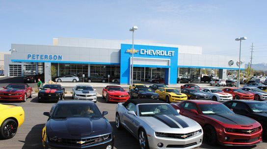 Peterson Chevrolet Buick Cadillac